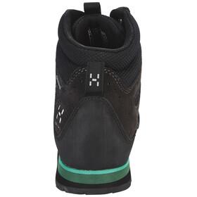 Haglöfs Roc Icon Hi GT Shoes Women Magnetite/Jade